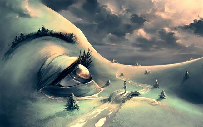 Surrealism Hd Wallpapers Backgrounds High Definition: Surrealism Famous Paintings