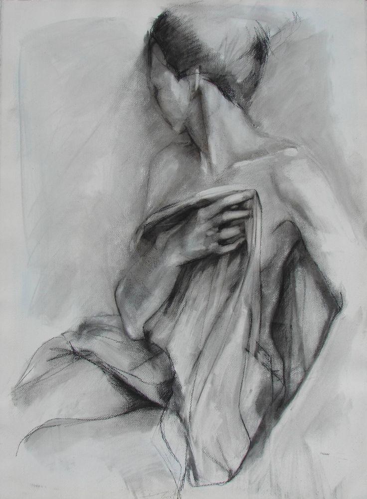 Рисование Обнаженного Тела