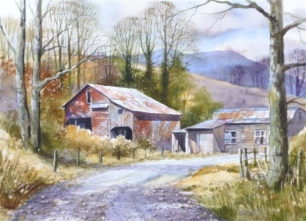 Terry Harrison Paintings
