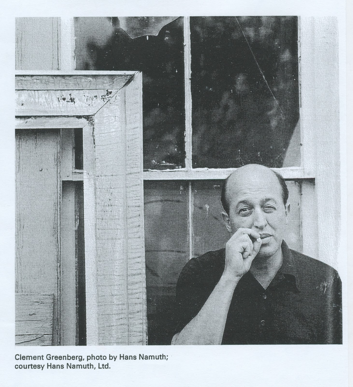 clement greenberg online essays Art and culture the collected essays and criticism by clement greenberg edited by john o'brian university of chicago press volume.