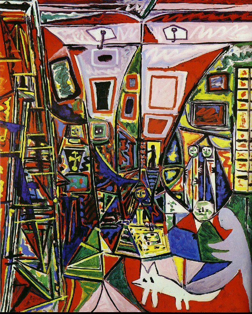compare two artists old and new paintings It now hangs in the permanent collection in new york's museum of modern art his paintings are highly sought after in the local area and new artists + see.
