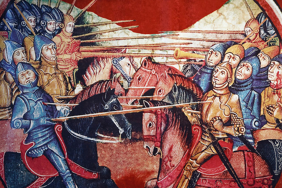 an analysis of the medieval times and the title of a knight in medieval europe The rise of market exchange, and the related competition, was the main dynamic force of the later middle ages and the motor behind social changes this chapter shows.