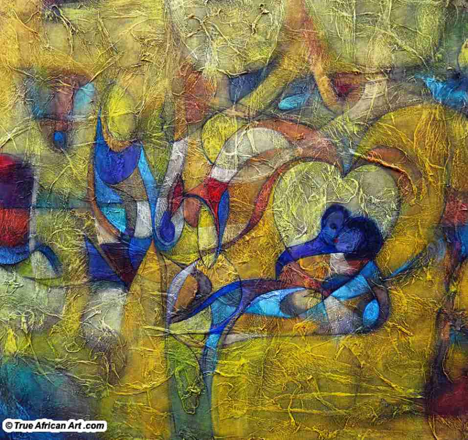African artists paintings for Fine art paintings for sale online