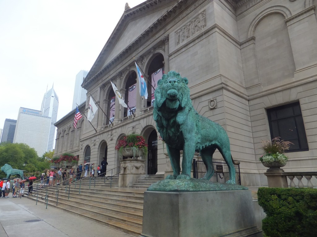 art institute of chicago The chicago art institute is home to one of the most comprehensive artistic collections in the world.