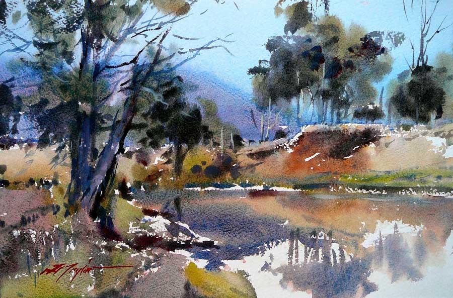 Michael S Canada Watercolor Paints