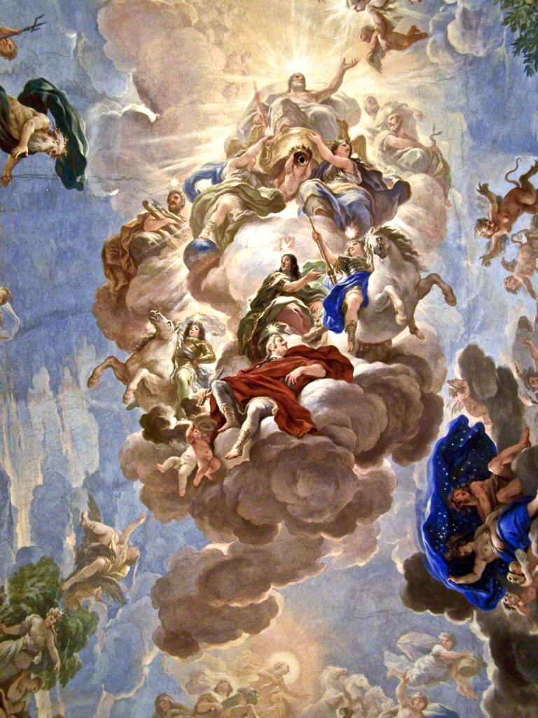 order vs chaos in greek mythology A summary of part one, chapters iii–iv in edith hamilton's mythology learn exactly what happened in this chapter, scene, or section of mythology and what it means.