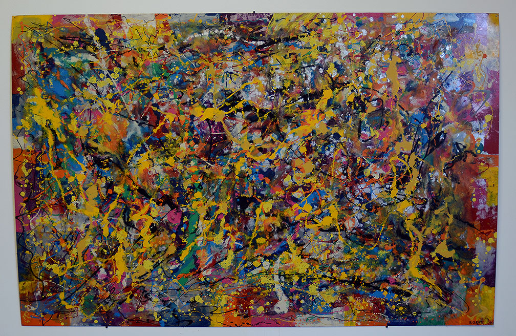 Unavailable Listing on Etsy |Famous Contemporary Painting