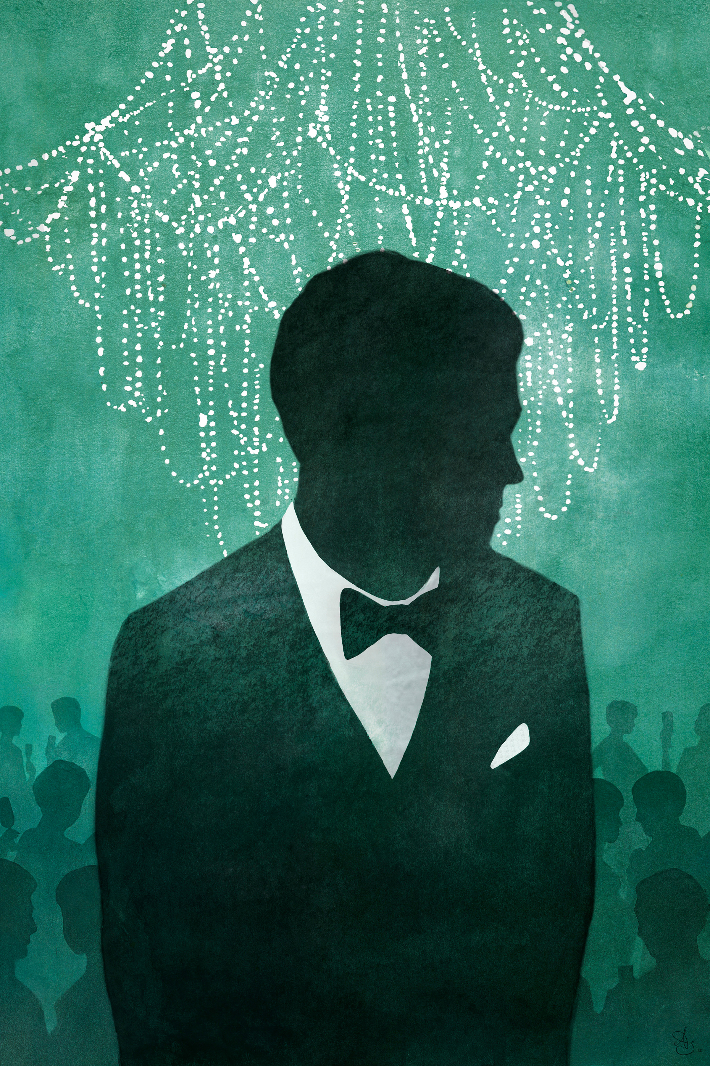 an analysis of the character of jay gatsby in the great gatsby a novel by f scott fitzgerald