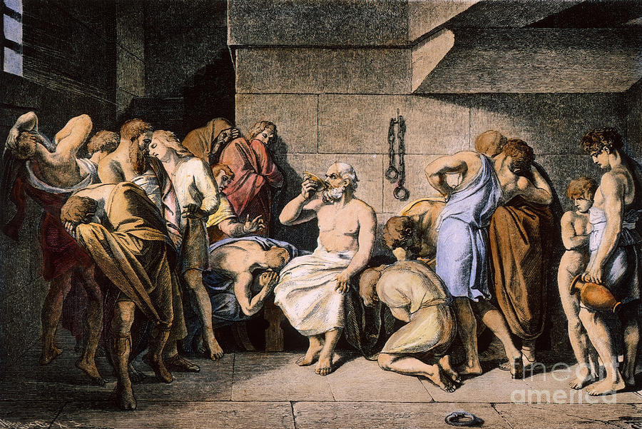 the reasons why the execution of socrates was a wise decision Why socrates was really executed up to people who thought they were wise in some subject and contradiction lies the reason for the execution of socrates.