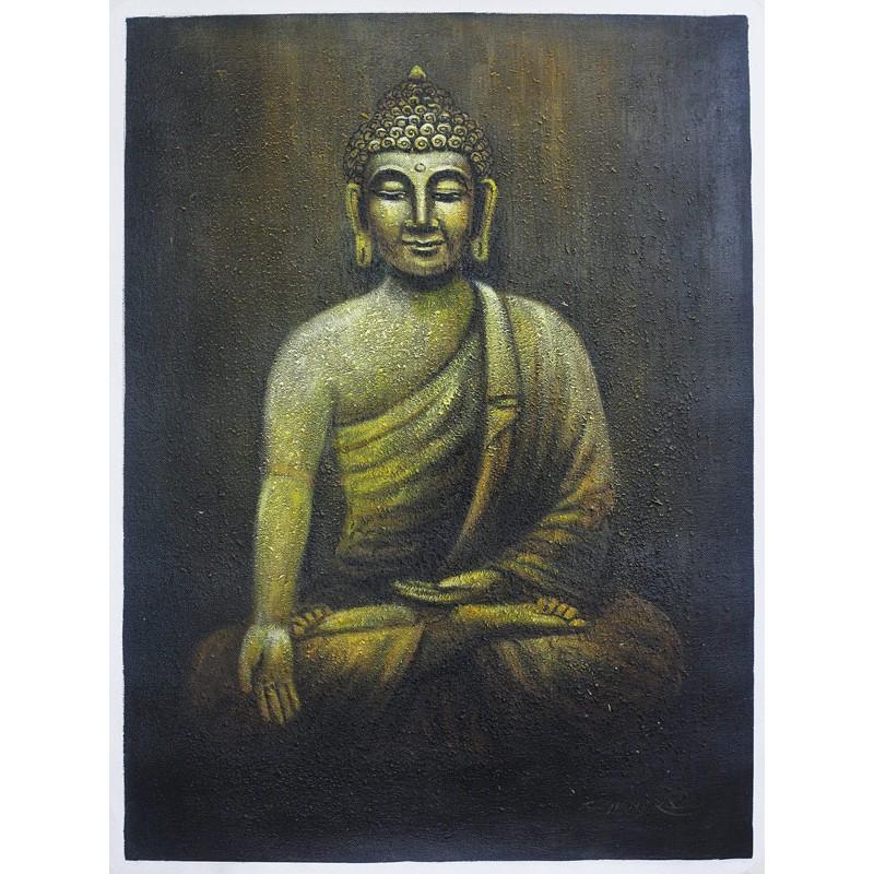 Buddha Abstract Paintings