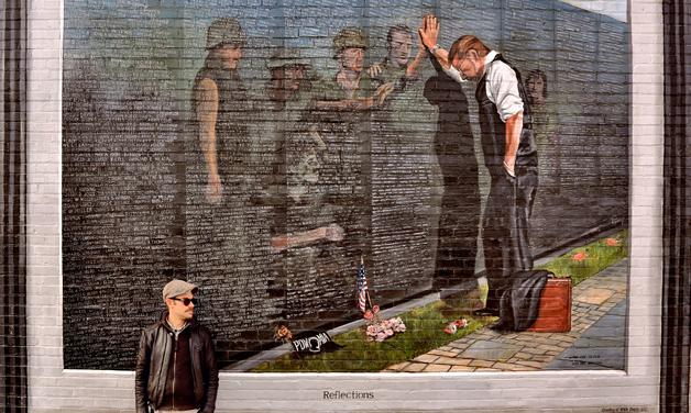 Vietnam Wall Paintings