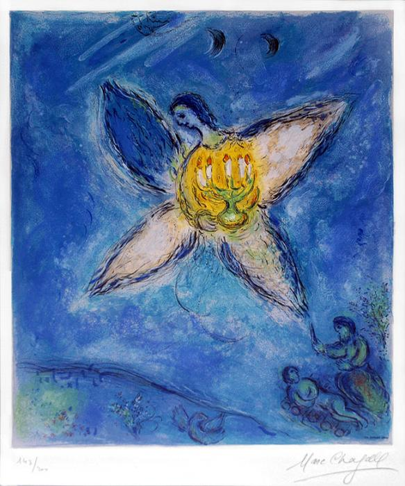 Chagall Famous paintings