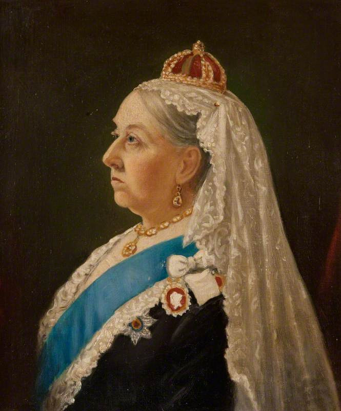 queen victoria Online shopping from a great selection at books store.