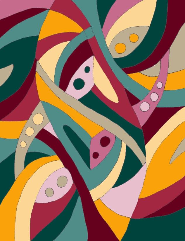 Color Scheme Paintings
