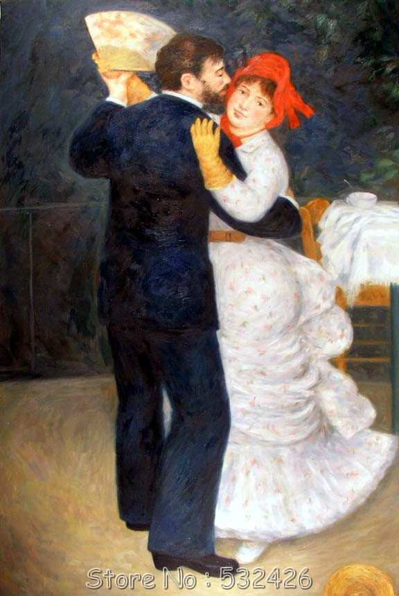 dancing couple paintings