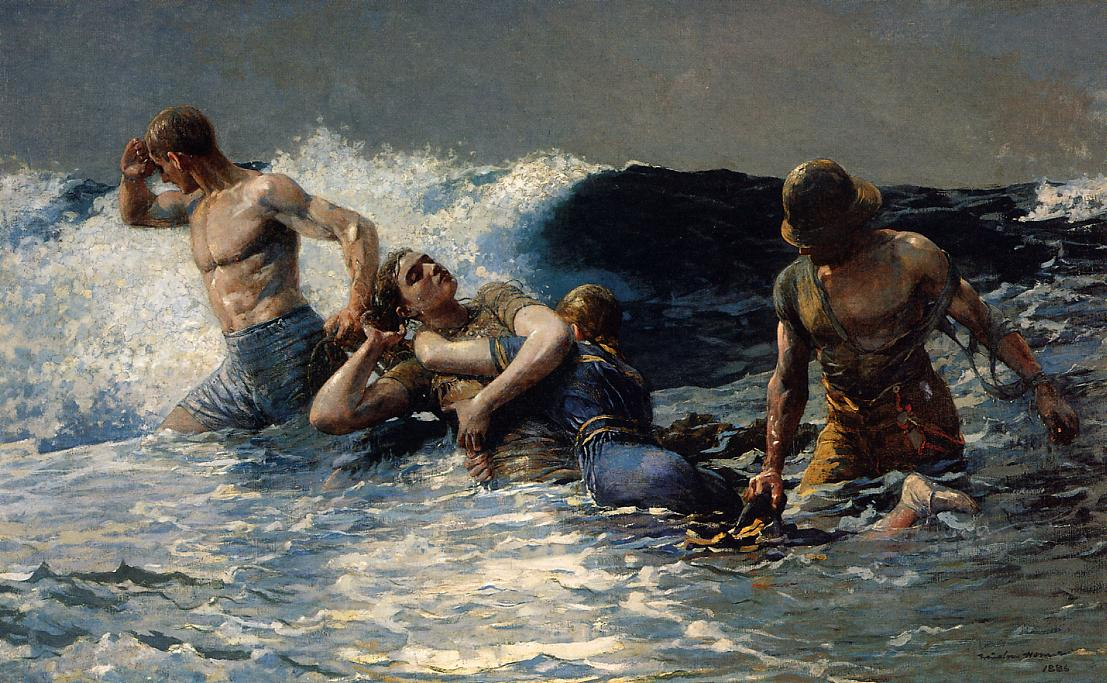 a comparison of paintings between homer winslow and jules breton Winslow homer paintings for sale - buy oil painting in factory price, satisfaction guaranteed 100% to shop winslow homer paintings from toperfect art gallery.