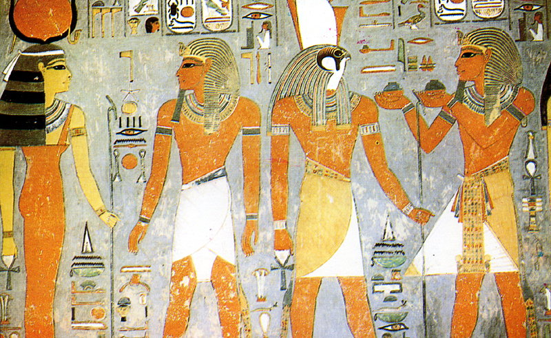a look at the earliest tribal gods in ancient egypt Find out more about the history of ancient egypt closely identified with the all-powerful god horus the earliest but if you see something that doesn't look.