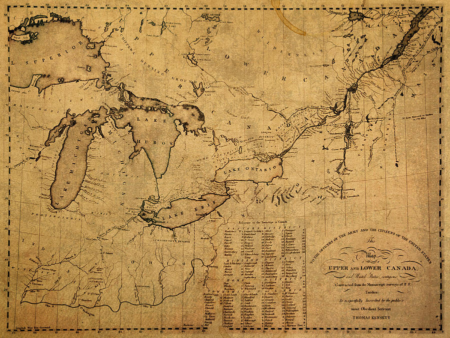 Great Lakes paintings