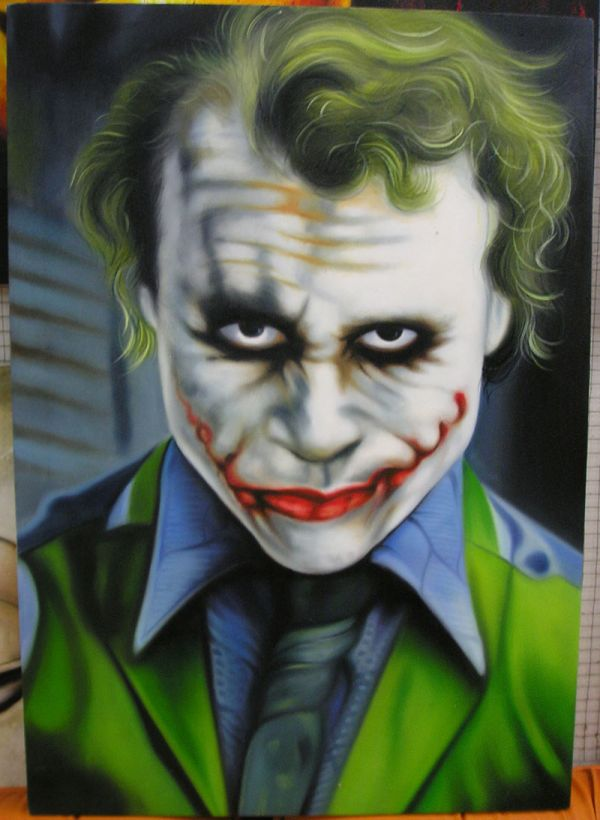 joker paintings