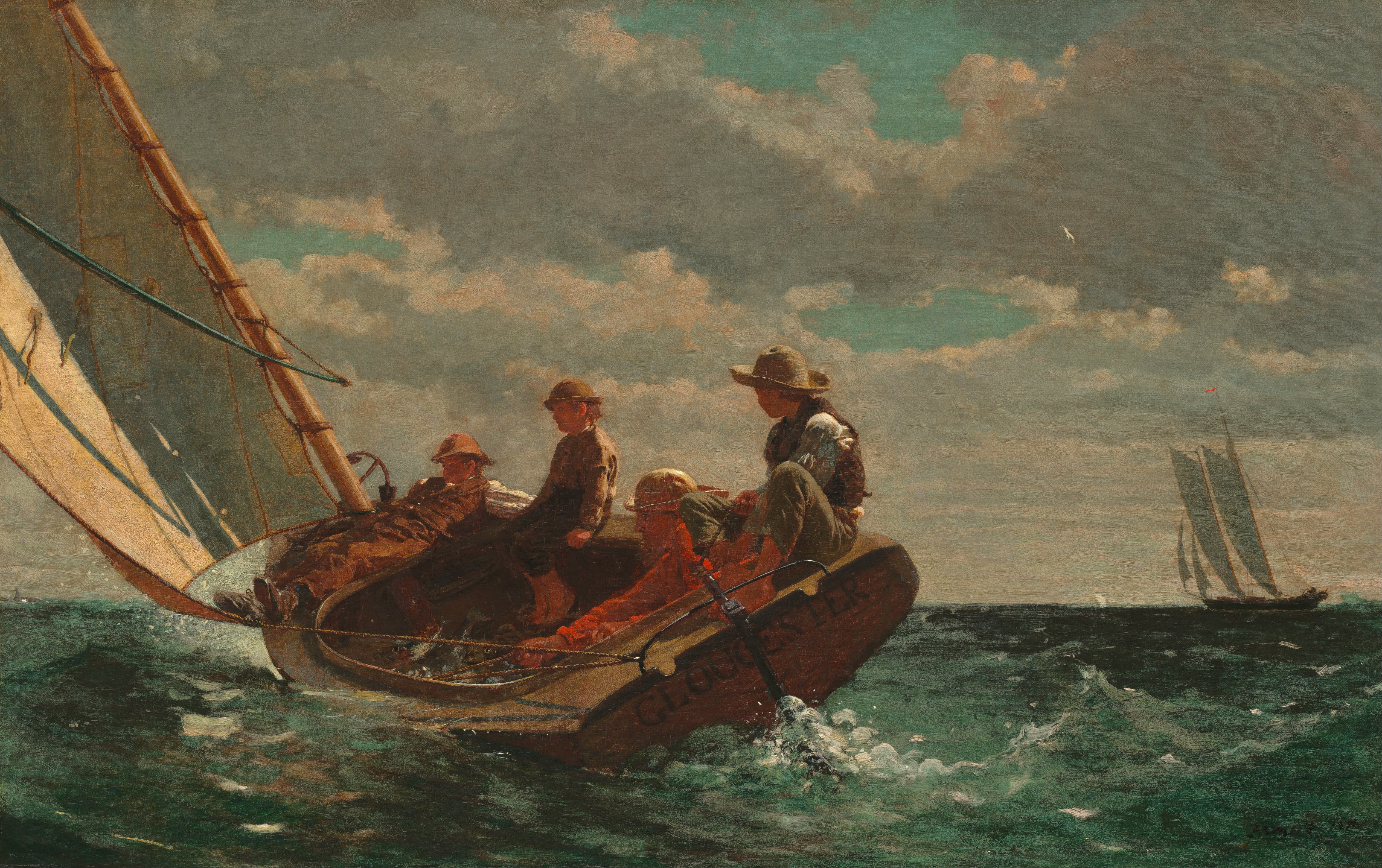 account of the life and works of winslow homer While bostons collection account of the life and works of winslow homer includes larger works 1987 archives and past articles from the philadelphia inquirer.