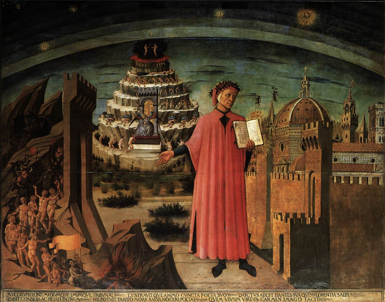 """the role of religion in dantes inferno The humanity of god in the inferno may 22 nature"""" is represented by a dear role model of dante: poem challenging the religious devotion prevalent in."""