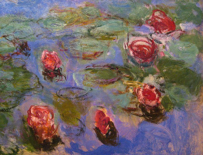 an analysis of the different paintings by claude monet Art & critique articles on artists apparently, the trees were meant to be cut down before monet could complete the paintings claude monet: the haystacks series.
