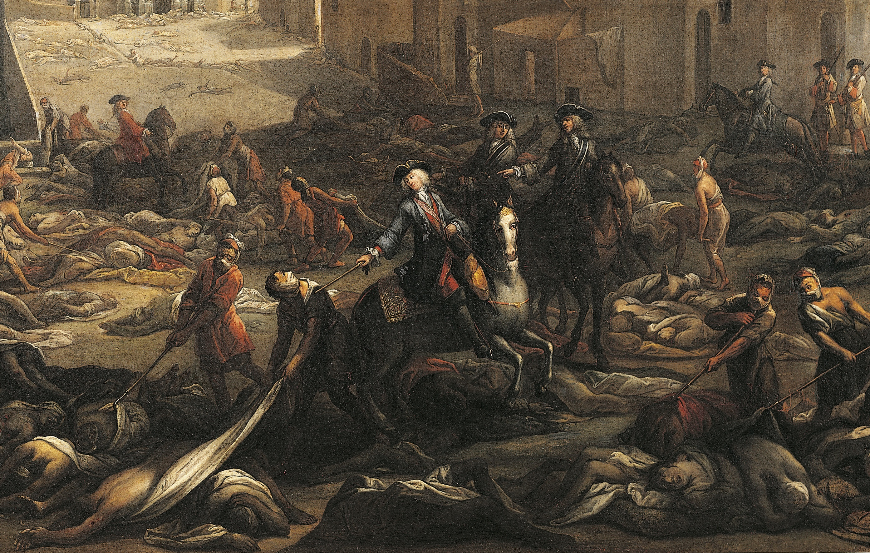 an overview of the great european disaster the black plague Black death (bubonic plague) • the most devestating natural disaster in european history, c peace between france and great britain.
