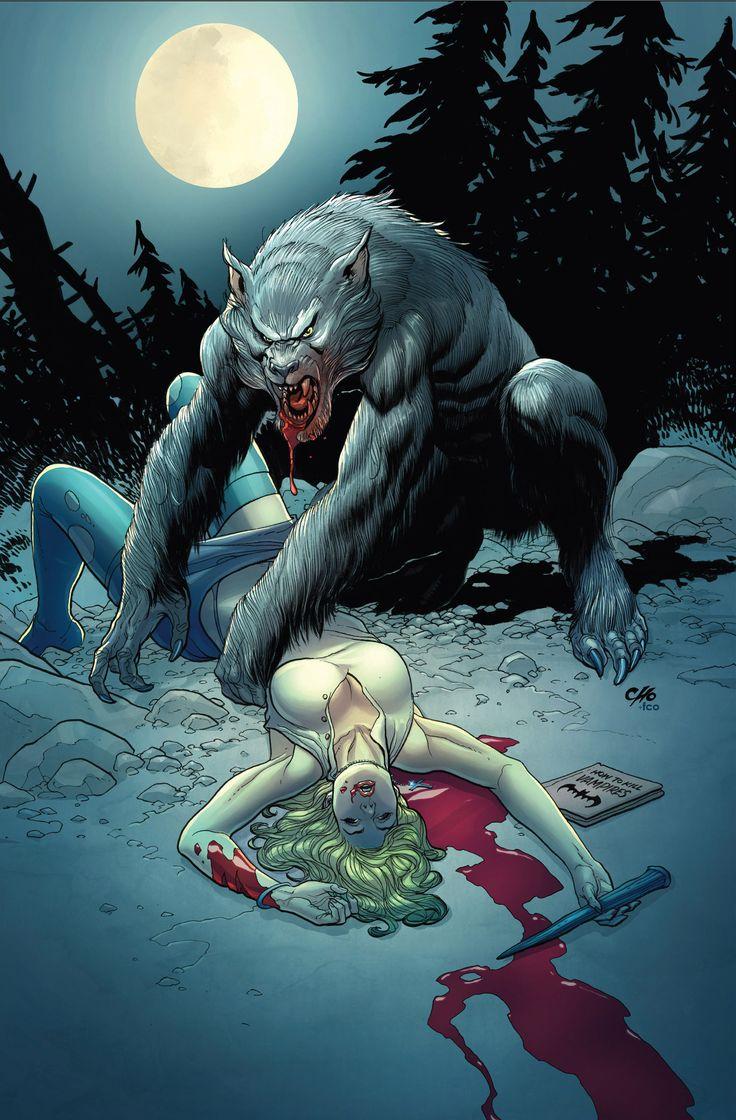 Werewolf porn pics fucked tubes