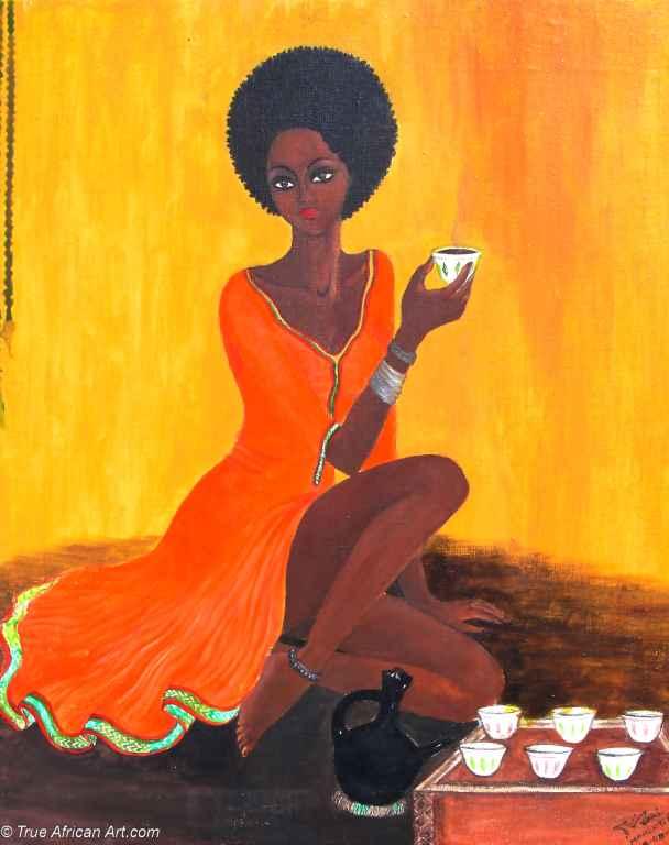 ethiopian paintings