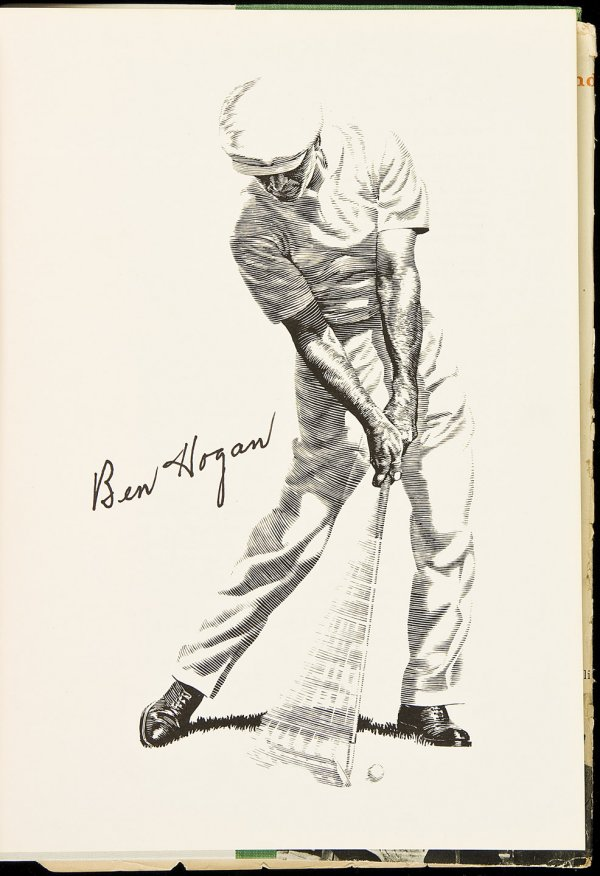 ben hogan five lessons