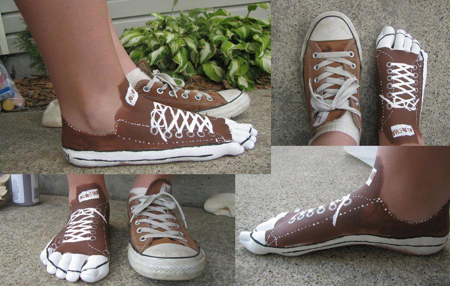 bea2da3f66b9 Converse Shoes paintings