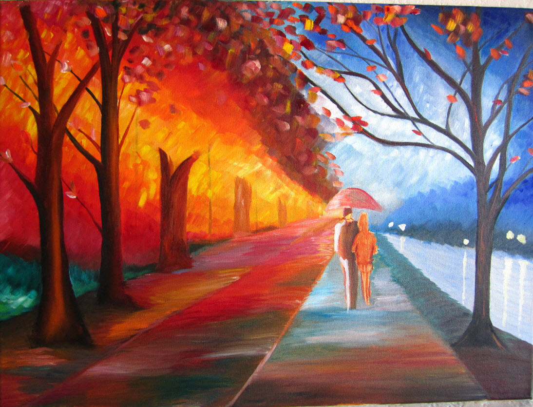 Beautiful Simple Paintings