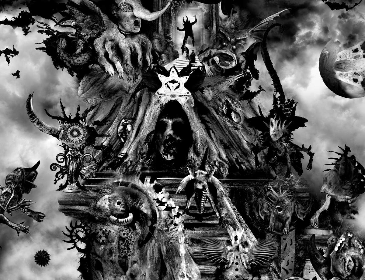 Hp Lovecraft paintings