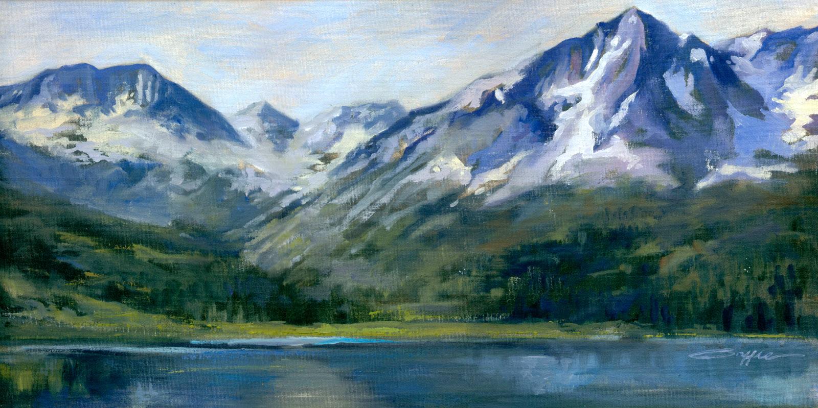 91dae127b Mountains paintings