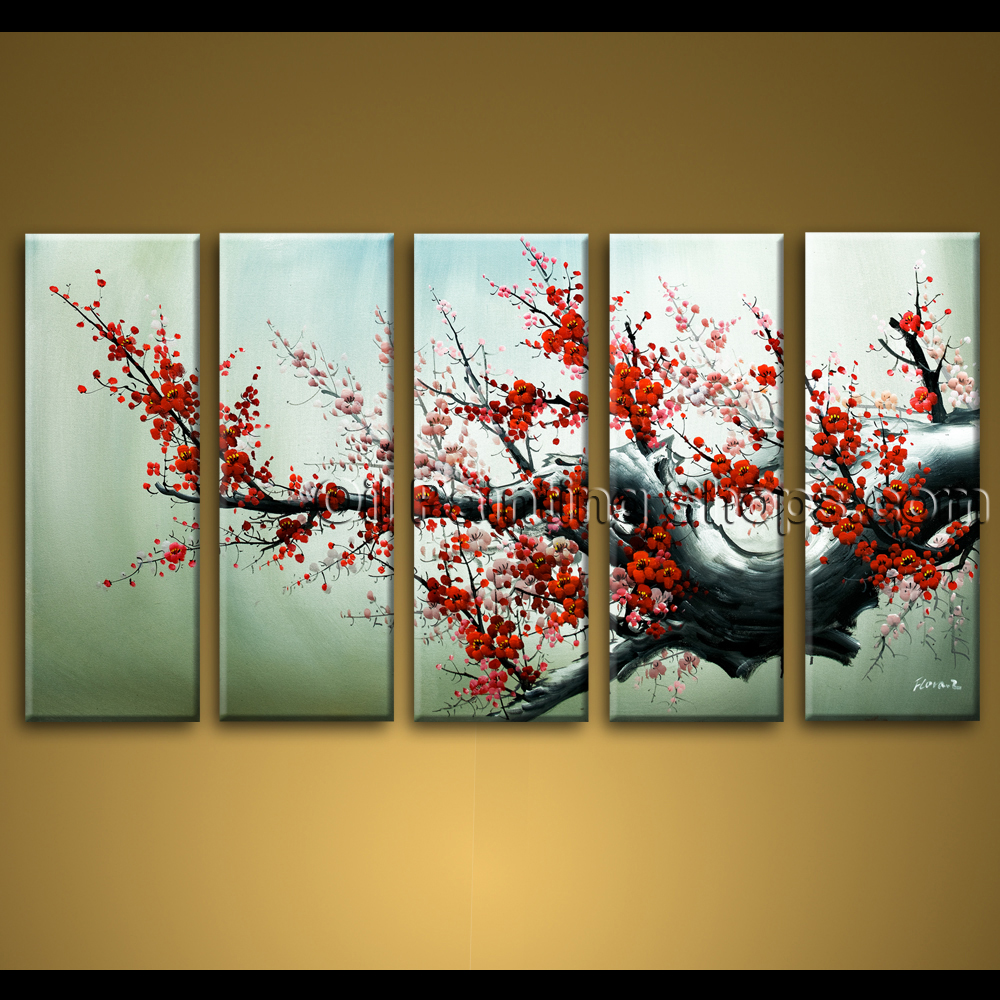 Big Canvas Paintings