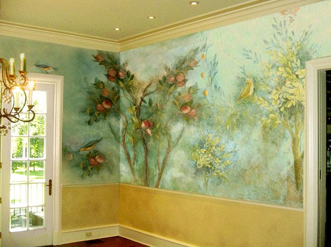 Fresco Decorative Paintings