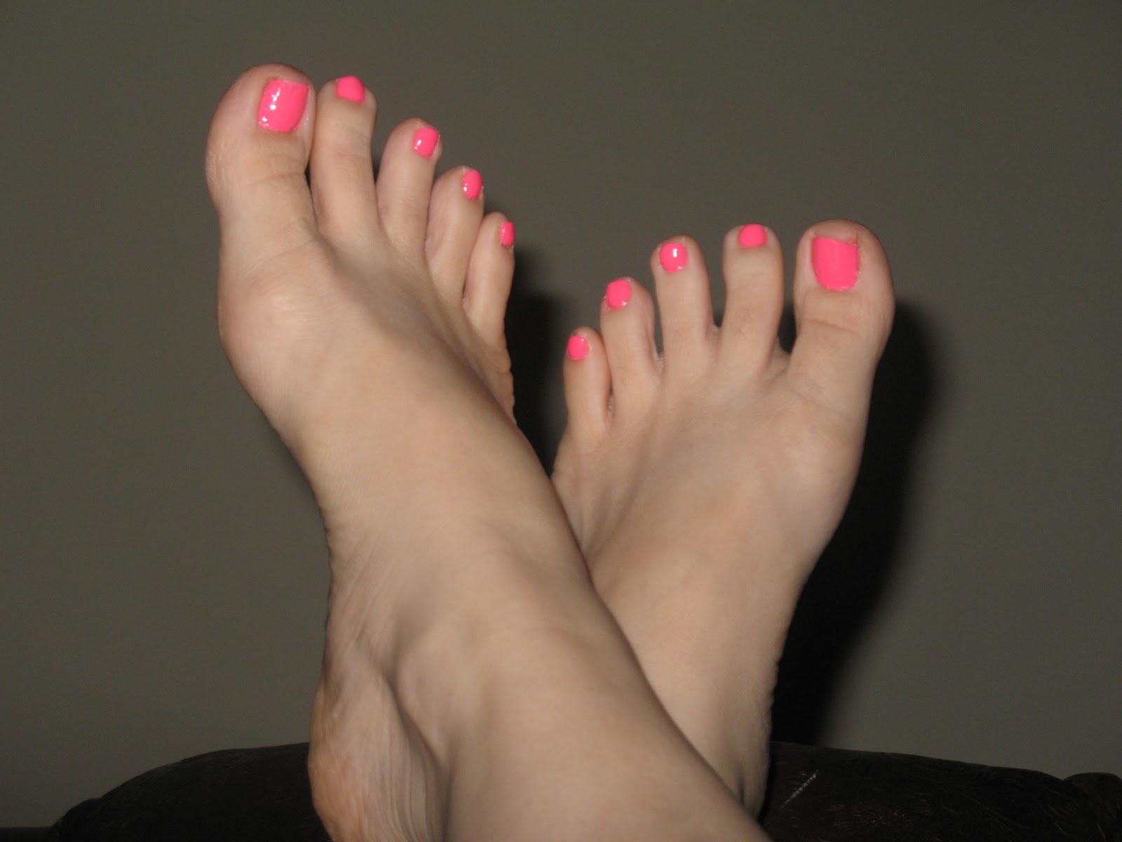 toes paintings