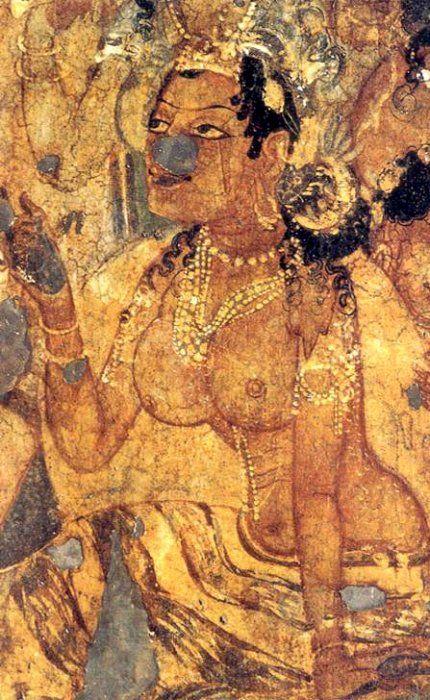Ajanta Caves Paintings