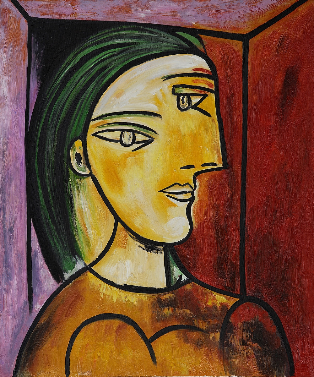 Picasso Cubism paintings
