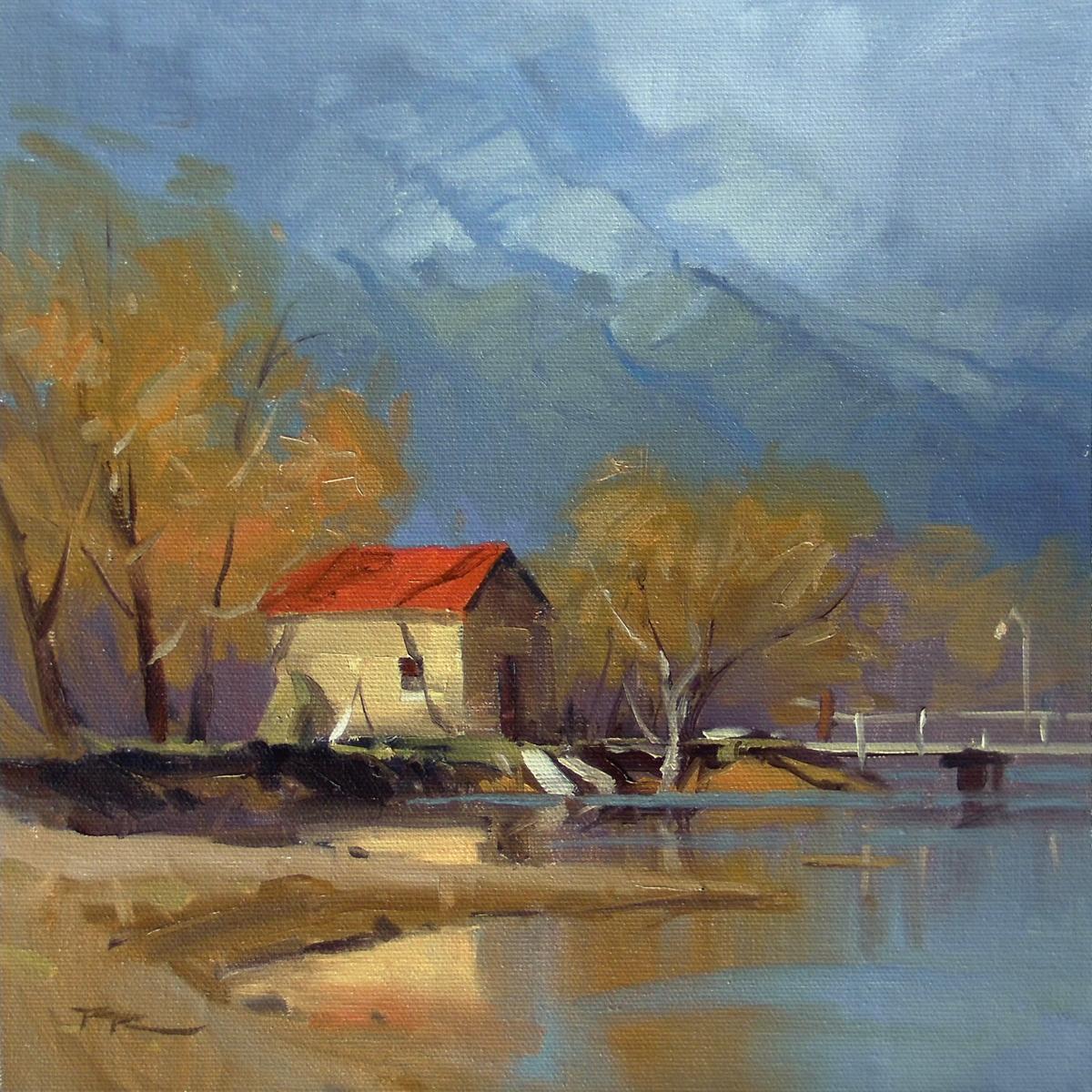 Beginning Oil Paintings
