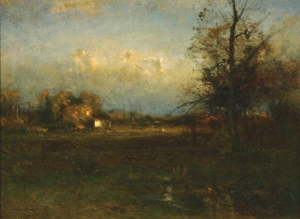 Tonalist Landscape Paintings