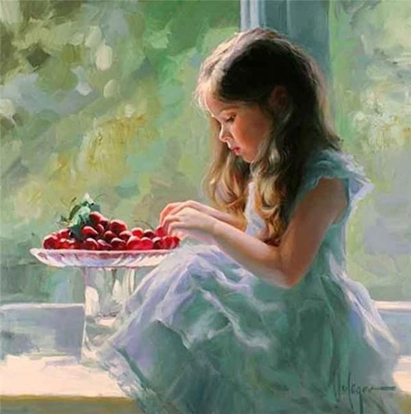 Famous Children paintings