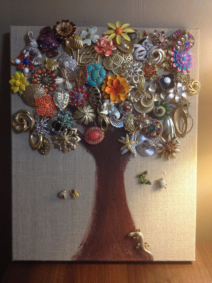 Brooches Paintings
