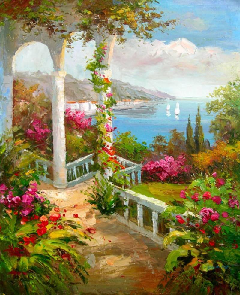 Italian Oil Paintings