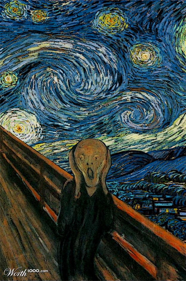 the scream painting meaning