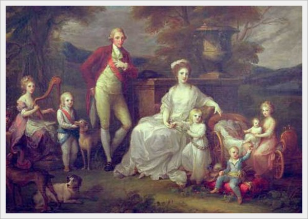 10 Famous Family Portraits And Paintings Over Time Bored