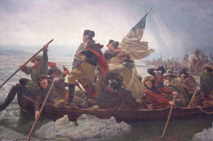 Revolutionary War paintings