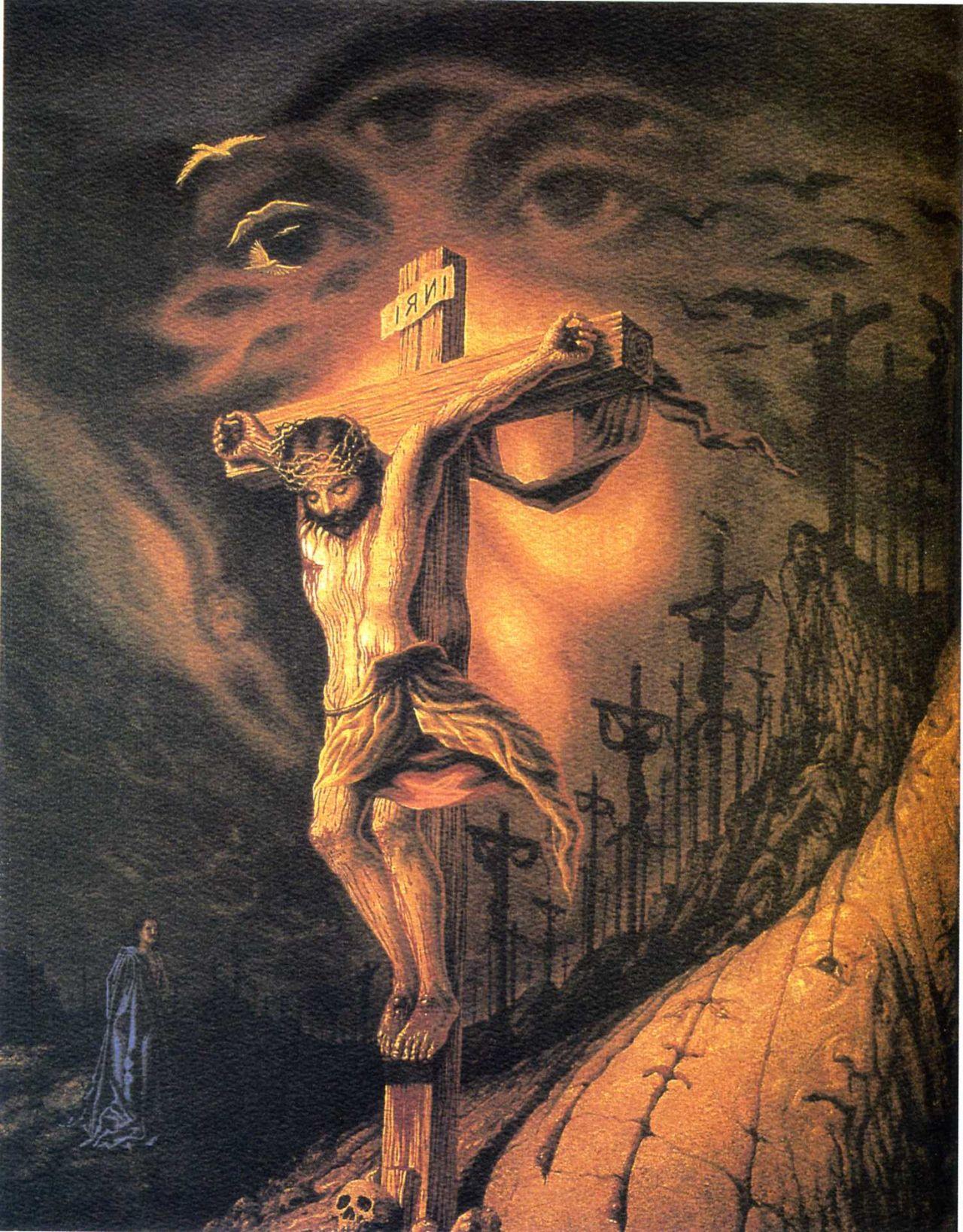 famous illusion optical illusions paintings inspirations graffiti