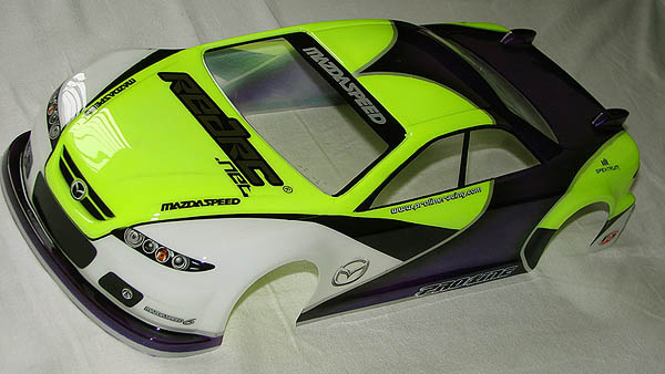 Custom Body Paint Cars