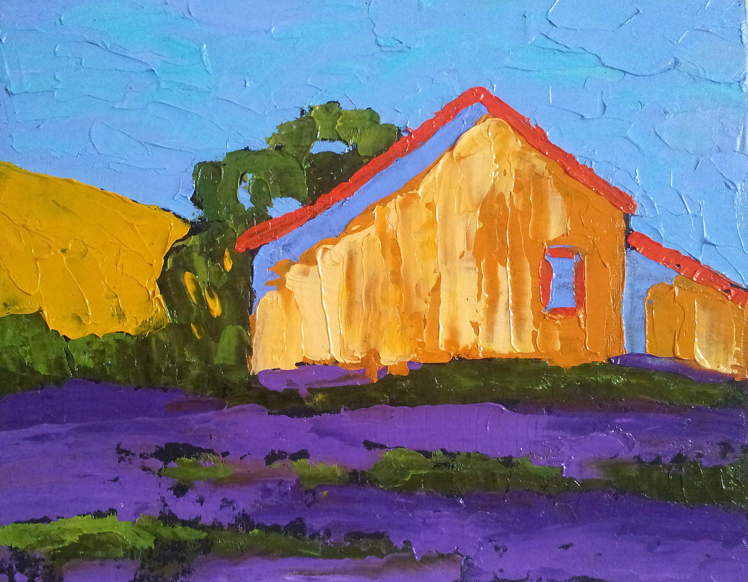 Easy Impressionist Paintings